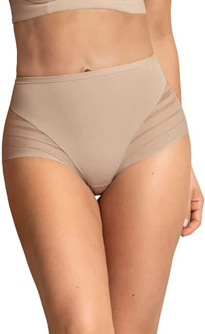 Leonisa Panty for Women High Waisted Underwear Tummy Control & Butt Lifter