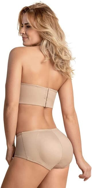 Leonisa Panty for Women - Padded Butt Lifter Shapewear