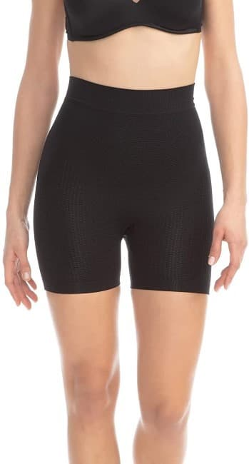 Farmacell 302 Women Push-up Anti-Cellulite Control mid-Thigh Shorts